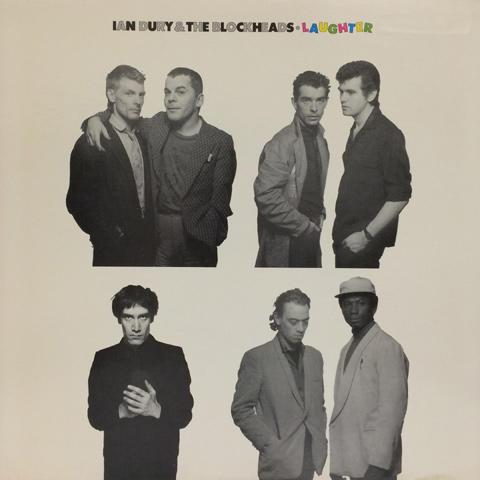"Ian Dury & The Blockheads Vinyl 12"""
