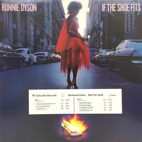 "Ronnie Dyson Vinyl 12"""