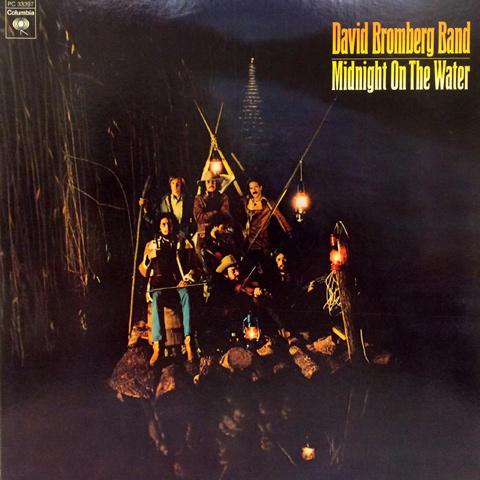 "David Bromberg Vinyl 12"""
