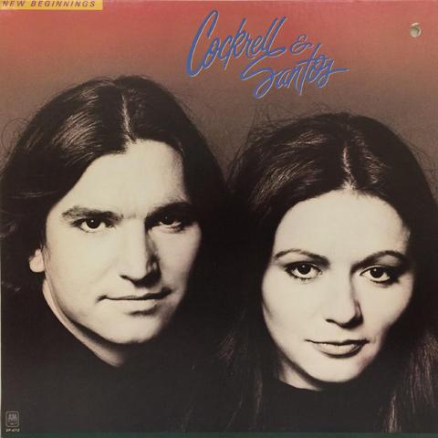 """Cockrell & Santos Vinyl 12"""""""
