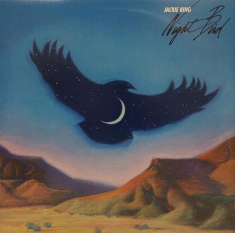 """Jackie King Vinyl 12"""""""