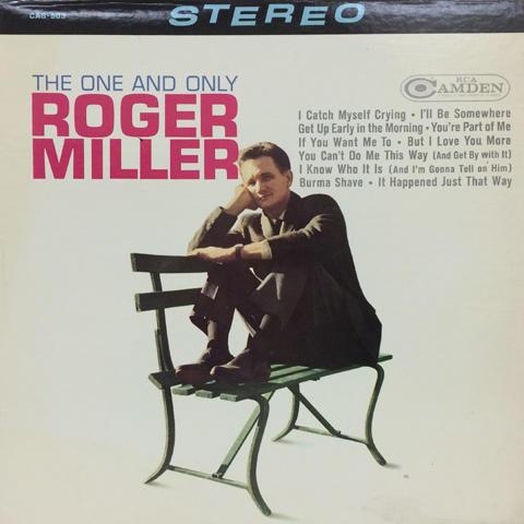 """Roger Miller Vinyl 12"""""""