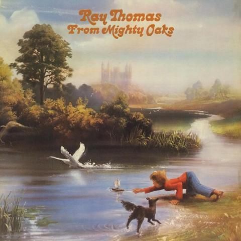 "Ray Thomas Vinyl 12"""