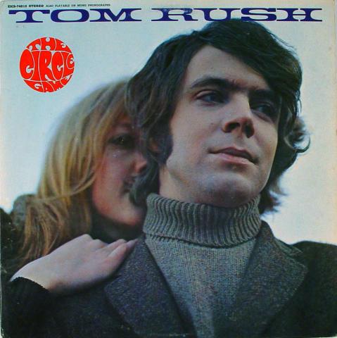 "Tom Rush Vinyl 12"""