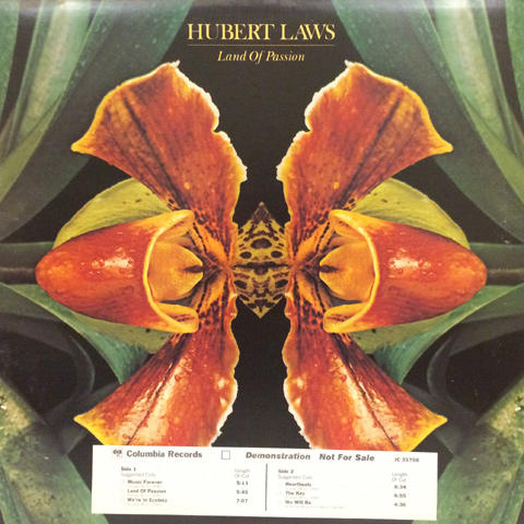 Hubert Laws Vinyl 12""