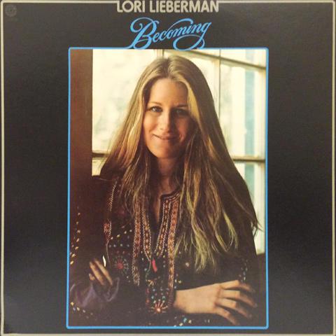 "Lori Lieberman Vinyl 12"""
