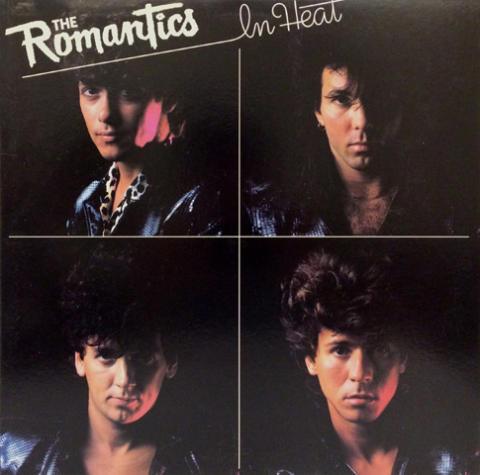 """The Romantics Vinyl 12"""""""