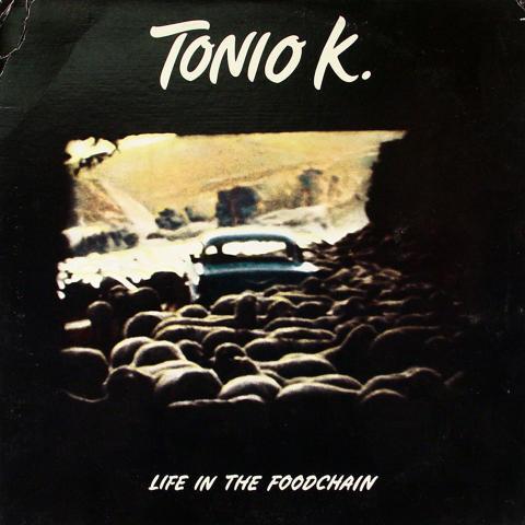 """Tonio K Vinyl 12"""""""