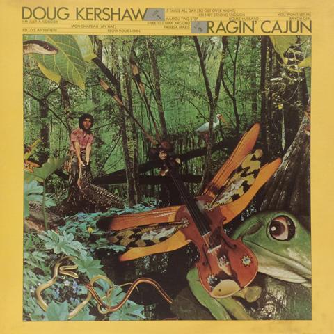 "Doug Kershaw Vinyl 12"""
