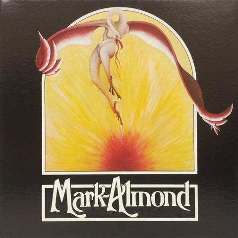 "Mark Almond Band Vinyl 12"""