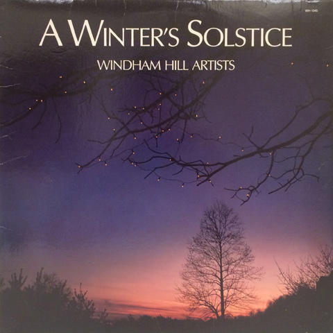 """William Ackerman Vinyl 12"""""""