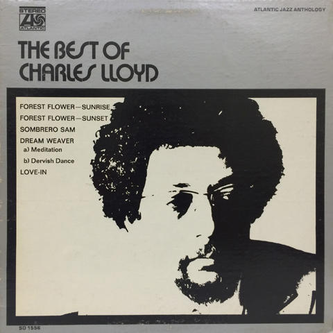 "Charles Lloyd Vinyl 12"""