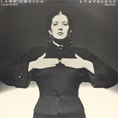 """Lene Lovich Vinyl 12"""""""