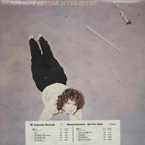 """Hilary Vinyl 12"""""""