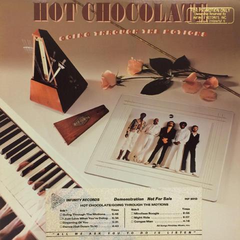 "Hot Chocolate Vinyl 12"""