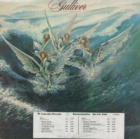"Gulliver Vinyl 12"""