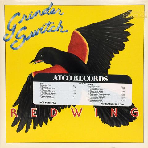 """Grinder Switch Vinyl 12"""""""