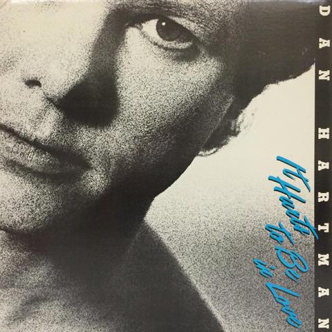 "Dan Hartman Vinyl 12"""