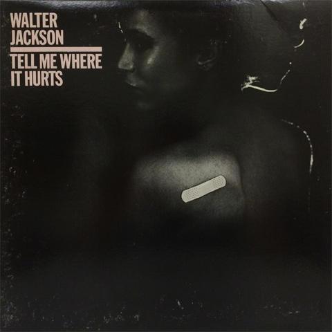 "Walter Jackson Vinyl 12"""