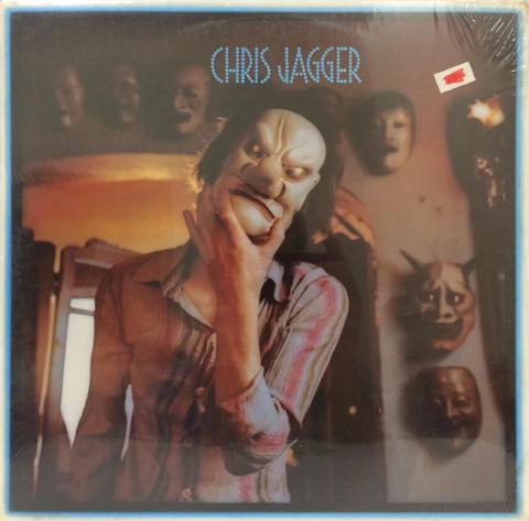 "Chris Jagger Vinyl 12"""