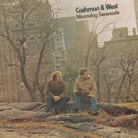 "Cashman & West Vinyl 12"""
