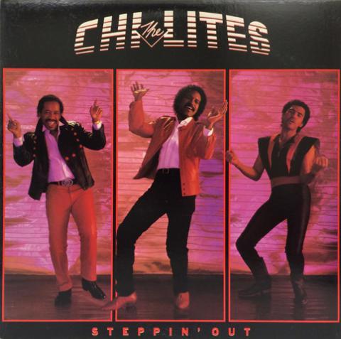 """Chi-Lites Vinyl 12"""""""