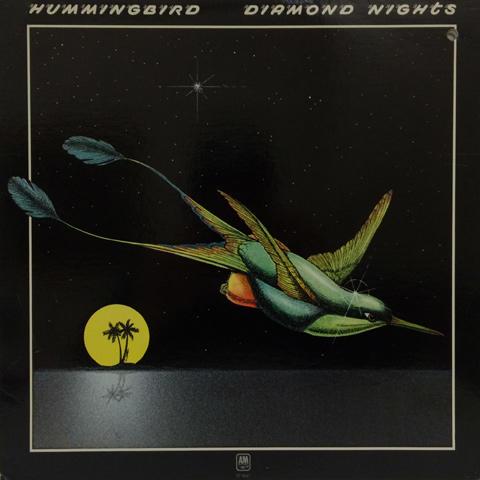 """Hummingbird Vinyl 12"""""""