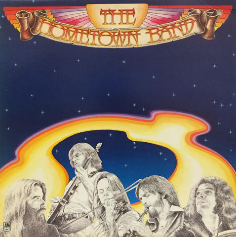 "The Hometown Band Vinyl 12"""