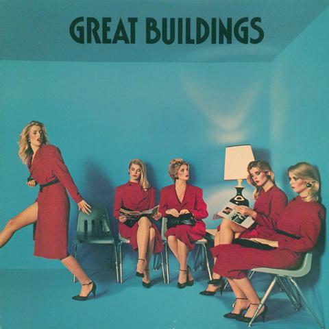 """Great Buildings Vinyl 12"""""""