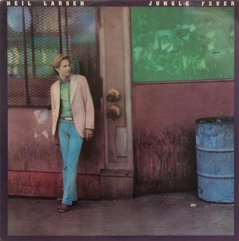 "Neil Larsen Vinyl 12"""