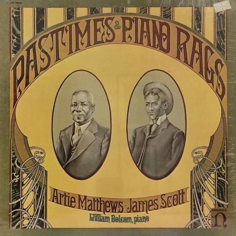 """Artie Matthews Vinyl 12"""""""
