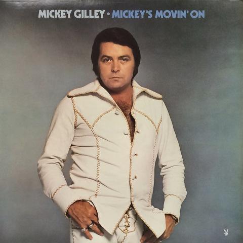 "Mickey Gilley Vinyl 12"""