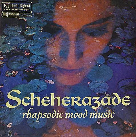 "Rhapsodic Mood Music Vinyl 12"""