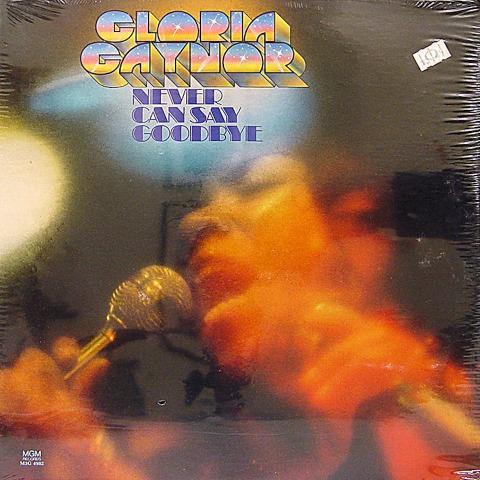 "Gloria Gaynor Vinyl 12"""