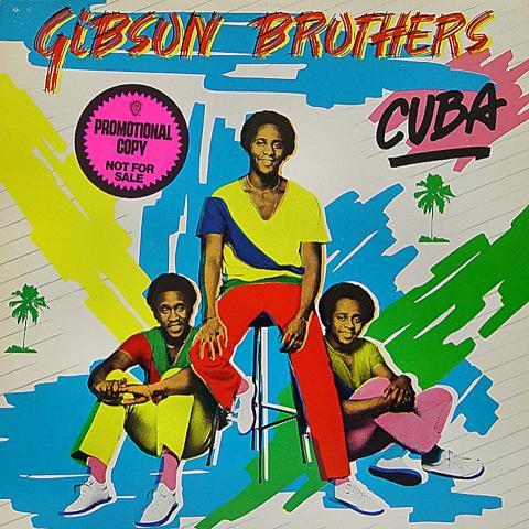 "Gibson Brothers Vinyl 12"""