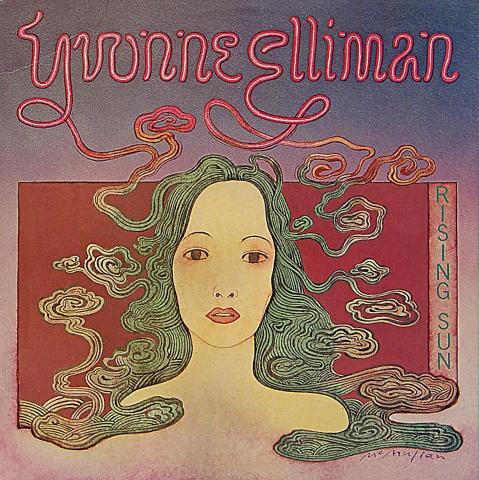 "Yvonne Elliman Vinyl 12"""