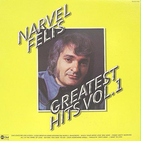 """Narvel Felts Vinyl 12"""""""