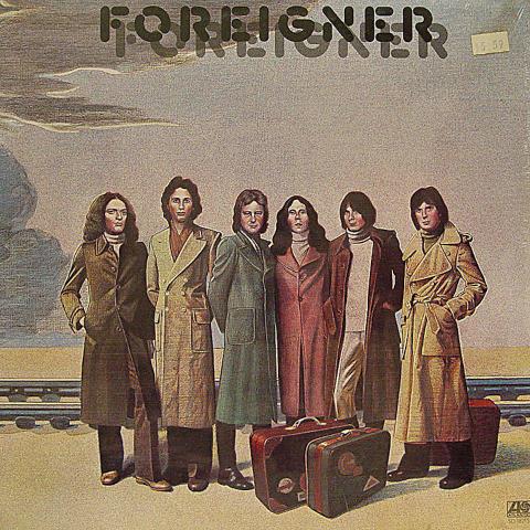 "Foreigner Vinyl 12"" (Used)"