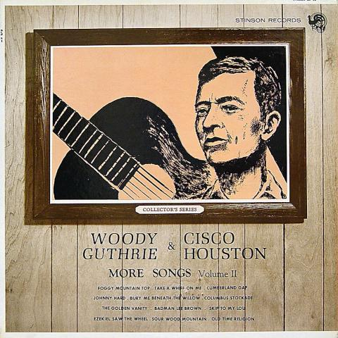 """Woody Guthrie Vinyl 12"""""""