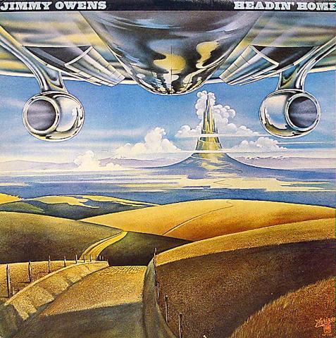 """Jimmy Owens Vinyl 12"""""""
