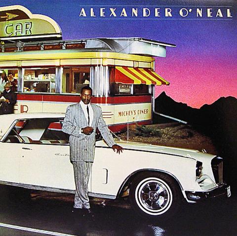 "Alexander O'Neal Vinyl 12"""