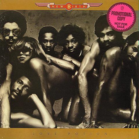 "New Birth Vinyl 12"""