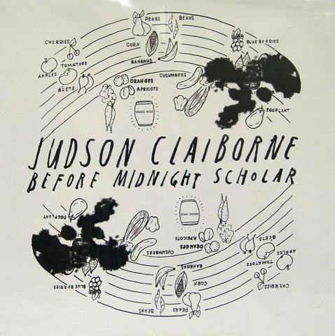 "Judson Claiborne Vinyl 12"""