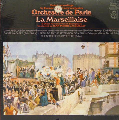 """Orchestre De Paris Vinyl 12"""""""