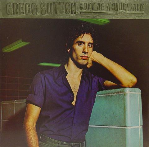 "Gregg Sutton Vinyl 12"""