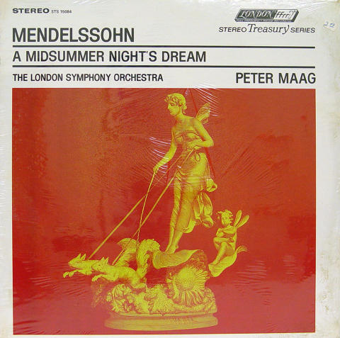 """Mendelssohn Vinyl 12"""""""