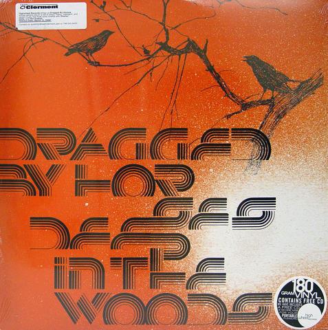 "Dragged By Horses Vinyl 12"""