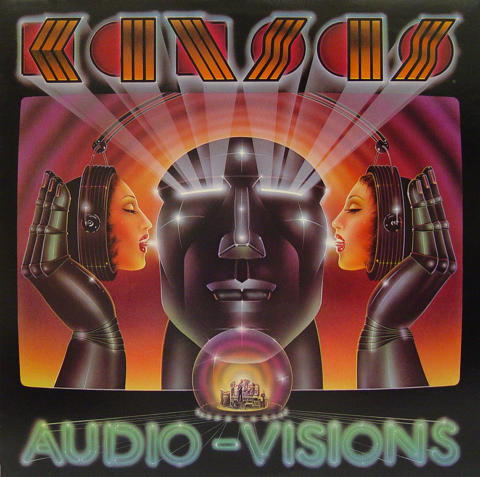 "Kansas Vinyl 12"""