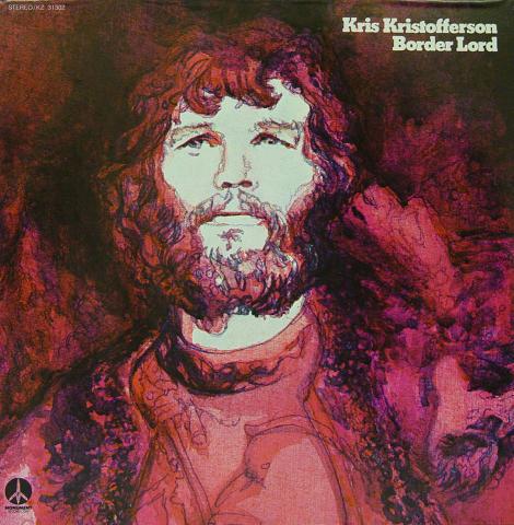 """Kris Kristofferson Vinyl 12"""""""