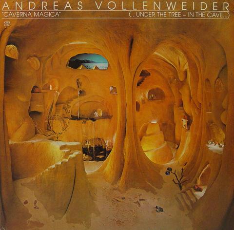 """Andreas Vollenweider Vinyl 12"""""""